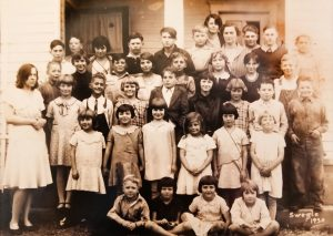 Swegle Students 1930