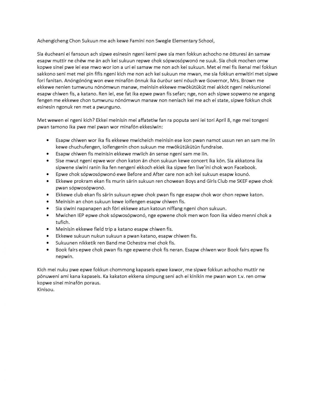 Chuukese COVID Info