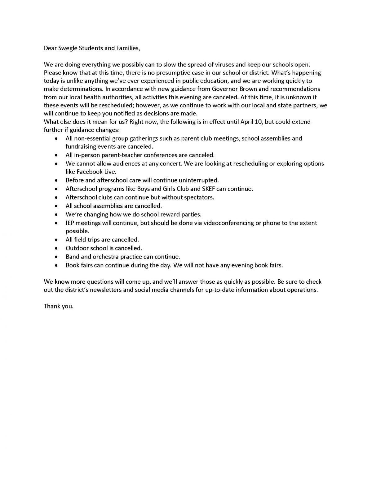 English COVID-19 Info