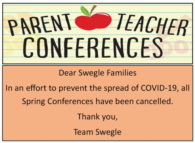 Conferences Cancelled